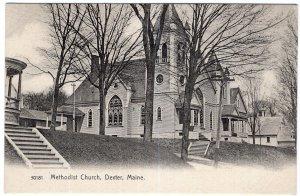 Dexter, Maine, Methodist Church