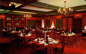 New Jersey Bernardsville Old Mill Inn Fox and Hounds Room Route 202