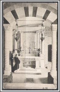 Washington, DC  Altar of The Annunciation Grotto of Nazareth - [DC-099]