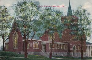 UNION CITY, Pennsylvania, PU-1911; M. E. Church