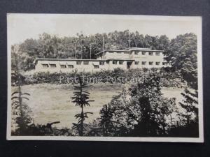 Netherlands PAEDOLOGISCH INSTITUUT Hengstdal Nijmegen, Voorgevel Old RP Postcard