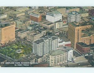Unused Pre-1952 SHELDON & HUSSMANN HOTELS El Paso Texas TX hn2285