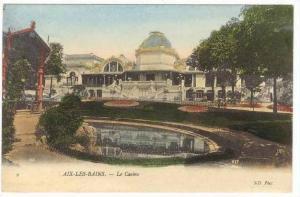 Aix-les-Bains , France, 00-10s Le Casino
