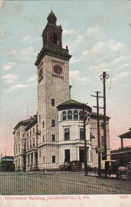 Government Building, JACKSONVILLE, Florida , 1901-07