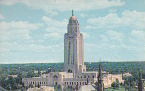 State Capitol Building Lincoln Nebraska