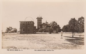 RP: PERTH , Western Australia , 1920-40s ; The Observatory