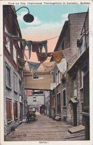 Canada Quebec Gaspe Sous Le Cap 1923
