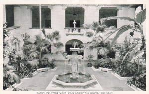 Patio Or Courtyard Pan American Union Washington D C