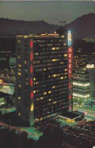 Georgian Towers hotel , VANCOUVER , B.C., Canada , PU-1972