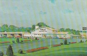 Connecticut Wallingford Yale Motor Inn