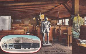 FITCHBURG , Massachusetts, 30-40s; Ye Olde Oyster Bar, Main Dining Room