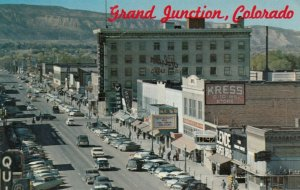 GRAND JUNCTION , Colorado, 1962 ; Street