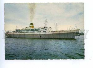 179322 Ship s.s. Statendam holland-America Line old postcard