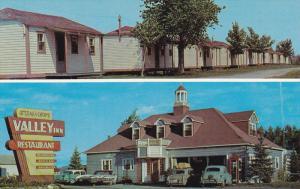 Valley Inn Restaurant and Motor Court, Classic Cars, CAP DE LA MADELEINE, Que...