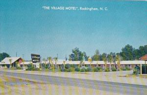 North Carolina Rockingham The Village Motel