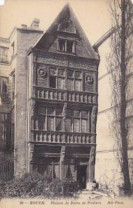 Maison De Diane De Poitiers, Rouen (Seine Maritime), France, 1900-1910s