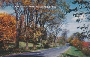 Wisconsin Greetings From Neillsville