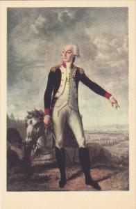 Portrait Of The Marquis De Lafayette