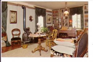 Interior Study, Woodside National Historic Park, Kitchener, Ontario, Prime Mi...