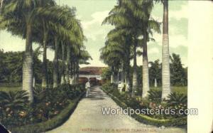 Cuba, Republica De Cuba  Sugar Plantation