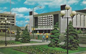 Manitoba Centennial Centre,  Winnipeg,  Manitoba,  Canada,  40-60s