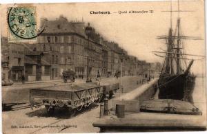 CPA CHERBOURG - Quai Alexandre III (246140)
