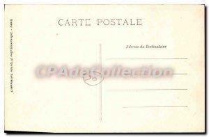Old Postcard Menton Vallee Real Pont Saint-Louis
