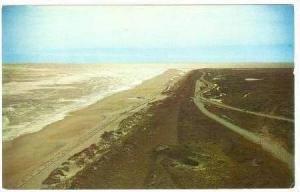 Aerial, Shore Of Diamond Shoals, Outer Banks, North Carolina, 1966