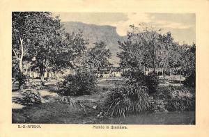 German East Africa Tanzania Mombo in Usambara, D.O. Afrika, Postcard