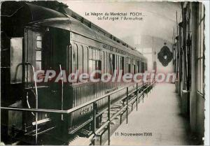 Modern Postcard Forest of Compiegne (Oise) Glade of the Armistice