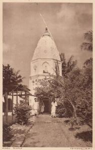 TRINIDAD, B.W.I., 00-10s; Hindu Temple