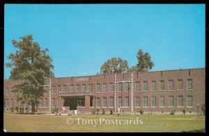 Lewis Hall - A. M. & N. College