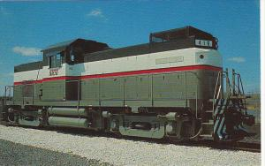 American Locomotive Company #415 Demonstrator ALCO C-415