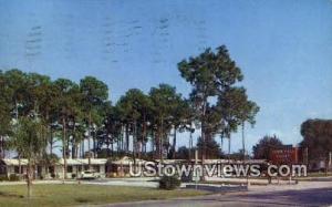 Town Hall Court Sarasota FL 1960