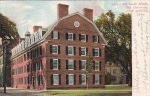 Connecticut New Haven Old South Middle Yale University 1907