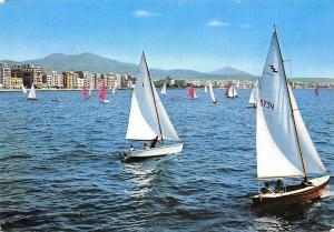Greece Thessaloniki Yacht races, boats