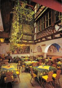 GG8641 cafe konditorei pastry shop rothenburg ob tauer  germany restaurant hotel