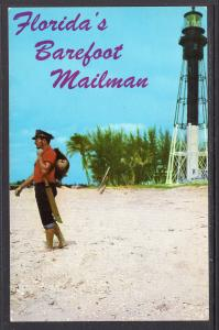 Florida's Barefoot Mailman