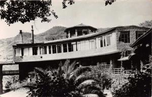 BALNEARIO SAN JOSE PURUA SPA MICHOACAN MEXICO PHOTO POSTCARD 1940-50s
