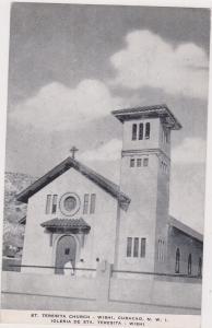 St. Teresita Church, Wishi, Curacao, N.W.I., Antilles, 1920-1940s