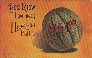Fred Cavally Message Series You Know how much I Love You 1911