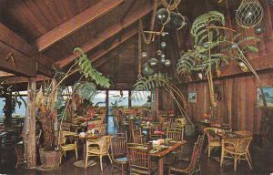 HONOLULU , Hawaii , 1971; Pats at Punaluu Resort Hotel , Restaurant & Cocktail L