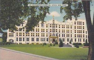New York Utica Saint Elizabeths Hospital