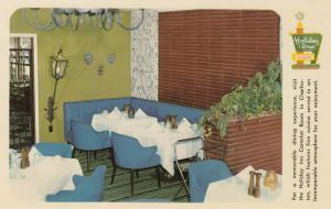 CHARLESTON , South Carolina , 1950-60s ; Holiday Inn , Camelot Room
