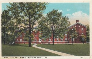 NORMAL , Illinois, 1934; Fell Hall, Normal University