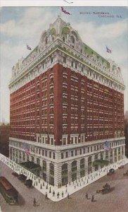 Illinois Chicago Hotel Sherman
