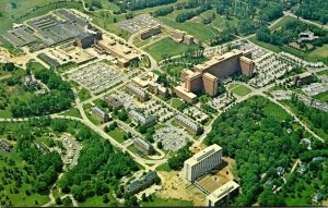 Maryland Bethesda National Institution Of Health Aerial VIew Of Grounds