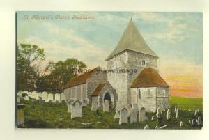 cu1539 - St Michael's Church , Newhaven , Sussex - postcard