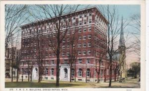 Michigan Grand Rapids Y M C A Building Curteich