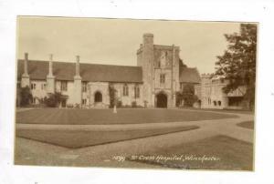 RP  St Cross Hospital, Winchester, UK, 00-10s